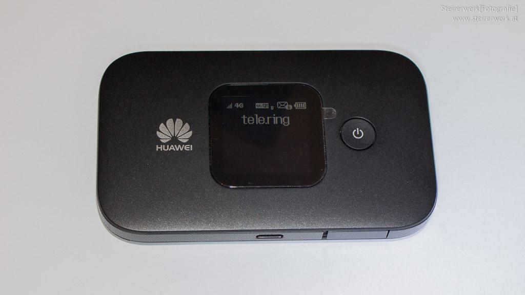 WLAN Problem zwischen Windows Notebook und HUAWEI LTE Router