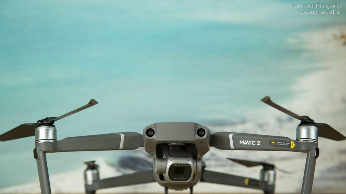 DJI Mavic 2 Pro Drohne für beeindruckende Foto & Filmaufnahmen